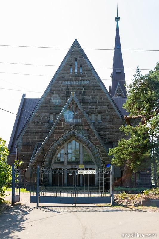 Кирха Святой Марии Магдалины в Койвисто
