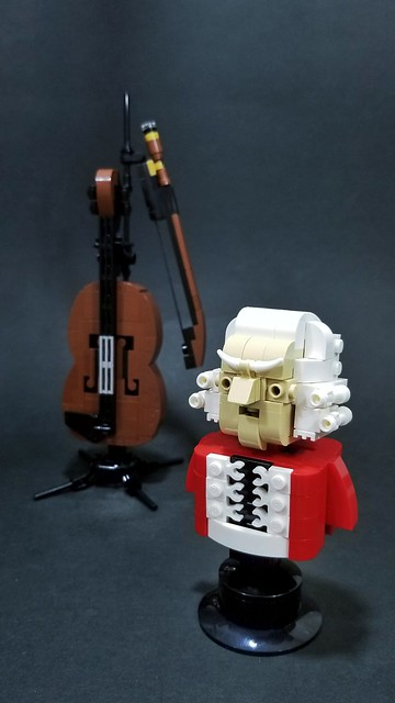 Mozart and Violin