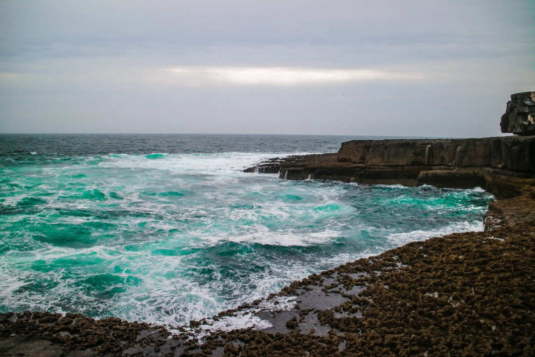 The Worm Hole, Inis Mor