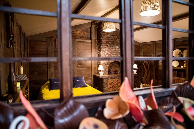Chocolate House Interior 2