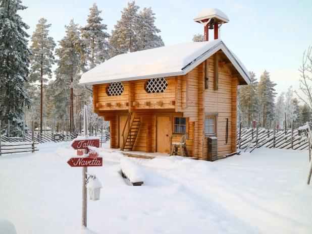 Casas de Finlandia