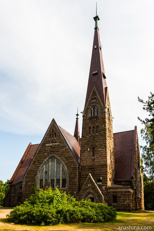 Лютеранская церковь Святой Марии Магдалины в Койвисто