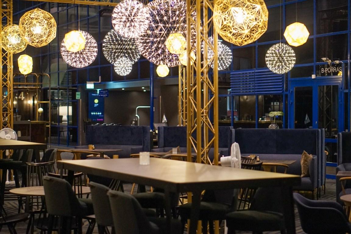 Lentokenttähotelli Scandic Helsinki Airport