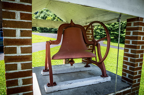Mountain Lily Bell at Horse Shoe Baptist Church-003