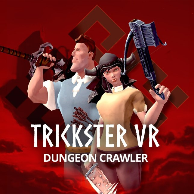 Trickster VR: Co-op Dungeon Crawler