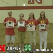 4-H Life Challenge 2018 - Lancaster County youth at state - 05