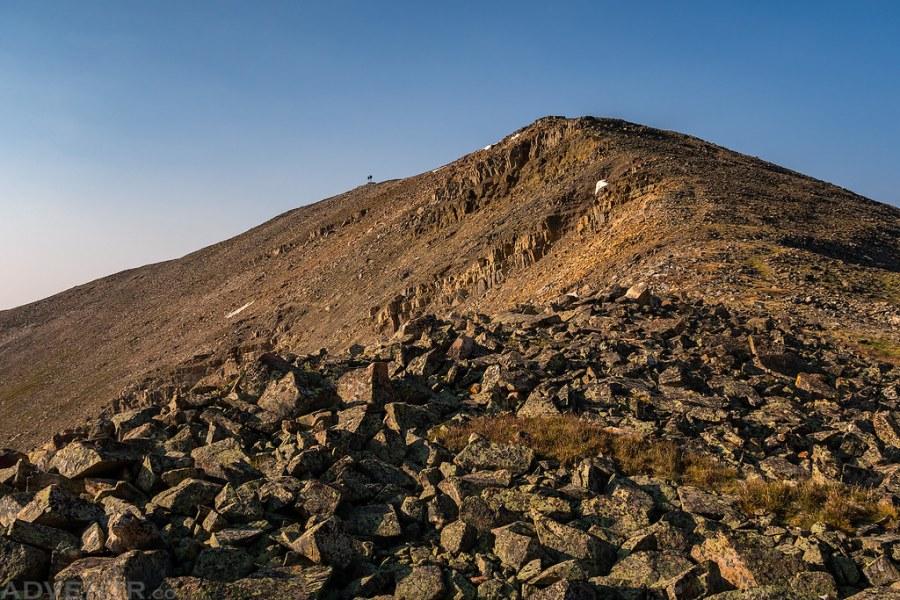 Kuss Peak