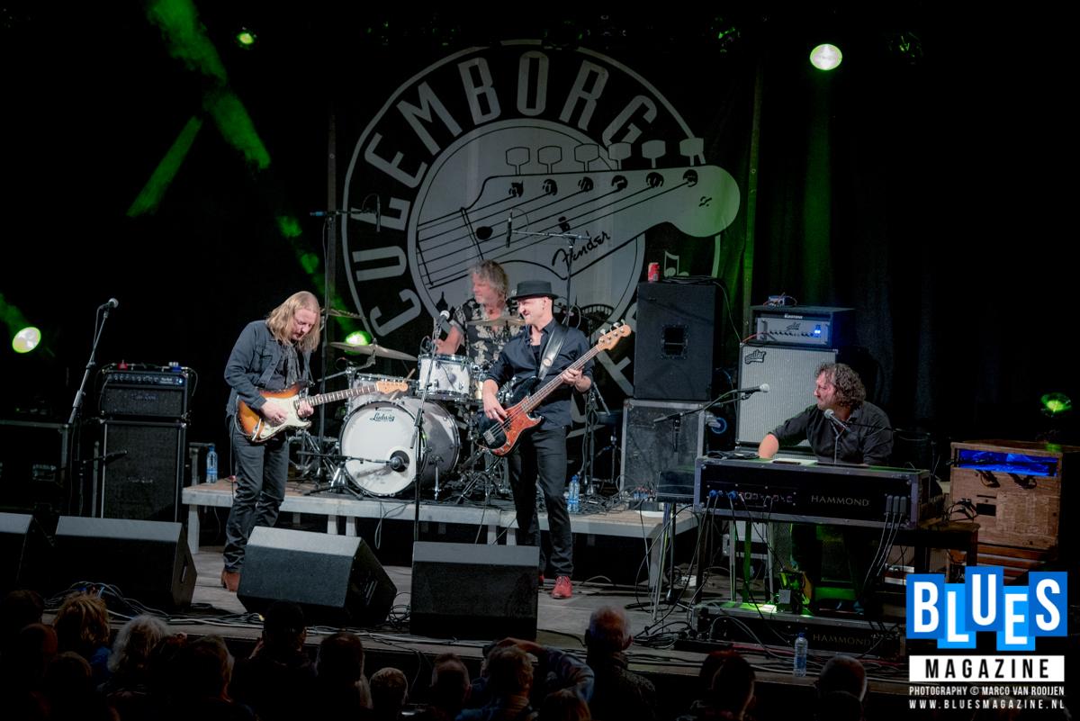 Kings Rhythm Crew ft Matt Schofield @ Culemborg Blues 2018