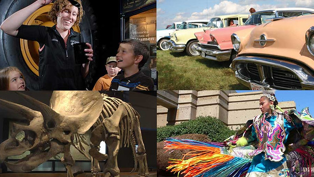 Free entry to sites during Alberta Culture Days