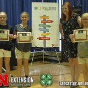 4-H Life Challenge 2018 - Lancaster County youth at state - 23