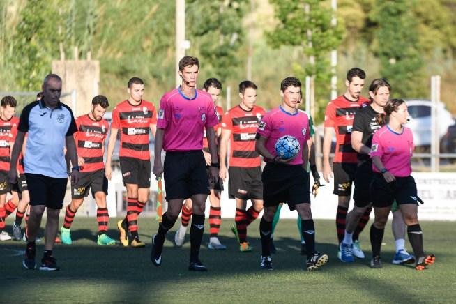 EFAC Almacelles - Borges Blanques (Copa Lleida)