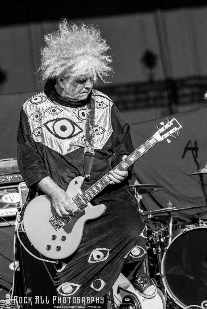 The Melvins - Express Live 8/4/18