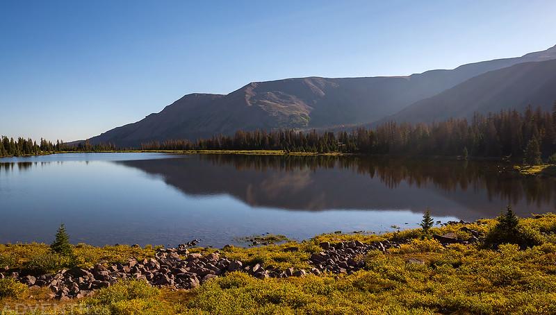 Henrys Fork Lake