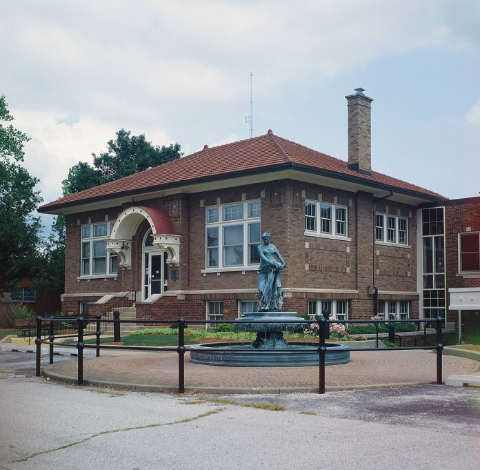 Thorntown Carnegie Library