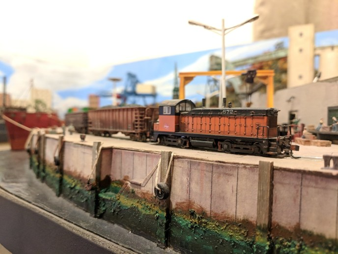 Wrightsville Port - N Scale Layout