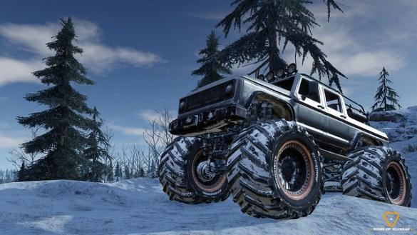 Ring of Elysium - Monster Truck