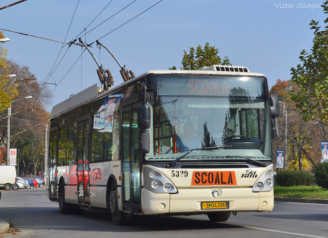 Irisbus Citelis - School trolleybus - 5329 - S - 22.10.2014