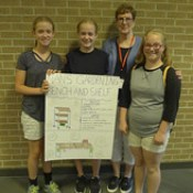 4-H Life Challenge 2018 - Lancaster County youth at state - 21