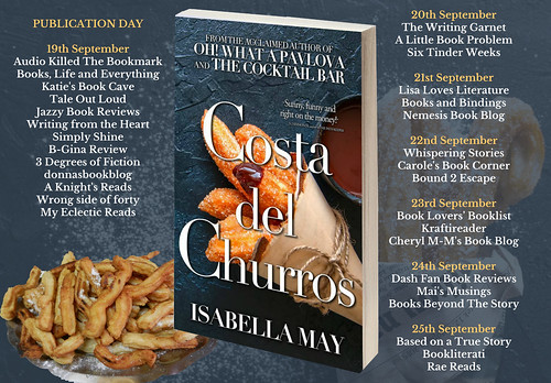 Costa del Churros Full Tour Banner