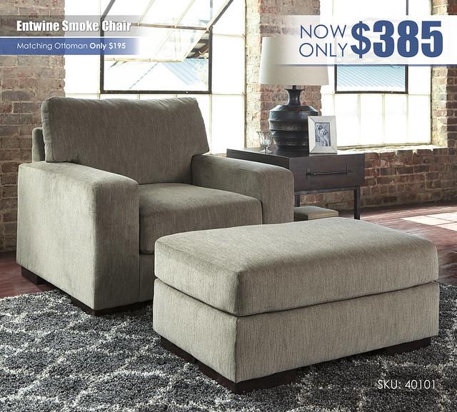 Entwine Smoke Chair_40101-20-14