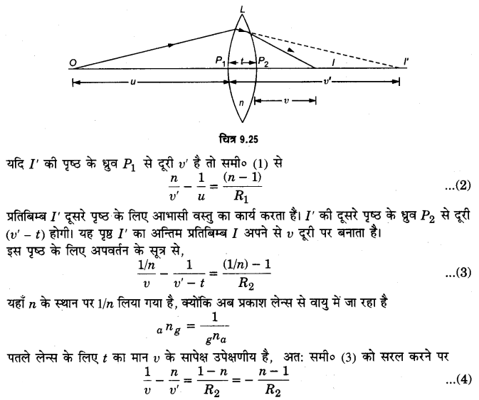 UP Board Solutions for Class 12 Physics Chapter 9 Ray Optics and Optical Instruments LAQ 3.1
