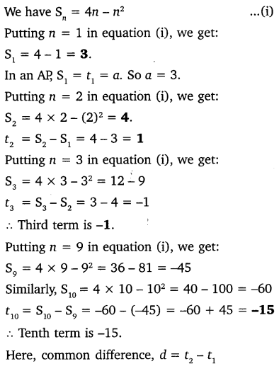 NCERT Solutions for Class 10 Maths Chapter 5 Arithmetic Progressions 69