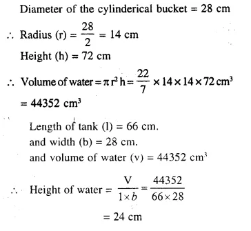 Selina Concise Mathematics Class 10 ICSE Solutions Chapterwise Revision Exercise 89