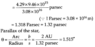 NCERT Solutions for Class 11 Physics Chapter 2 Units and Measurements 15