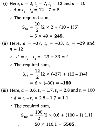 NCERT Solutions for Class 10 Maths Chapter 5 Arithmetic Progressions 47