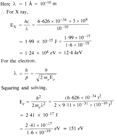 NCERT Solutions for Class 12 physics Chapter 11 Dual Nature of Radiation and Matter.52