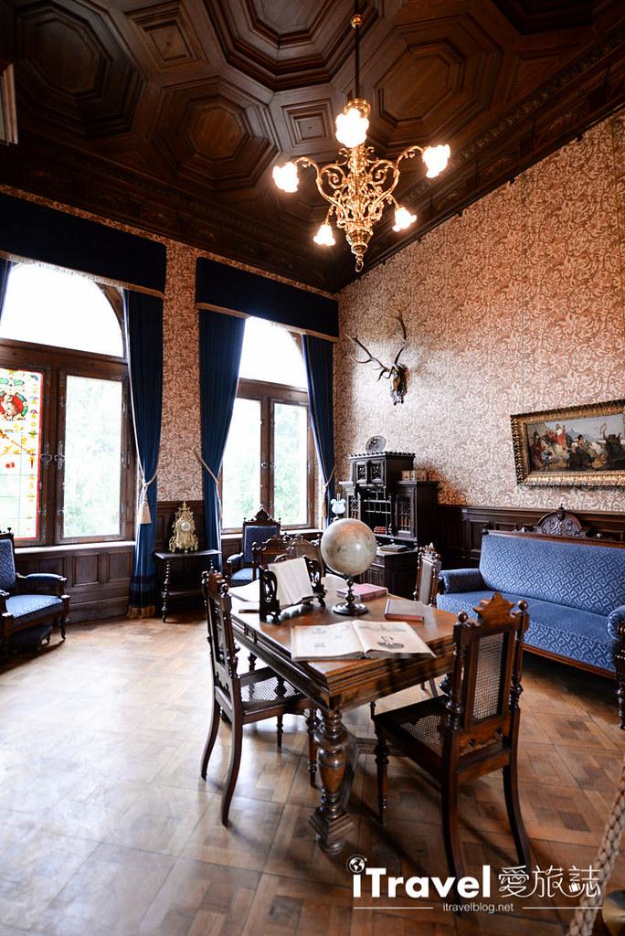 德國克尼格斯溫特爾景點 龍岩堡Schloss Drachenburg (64)