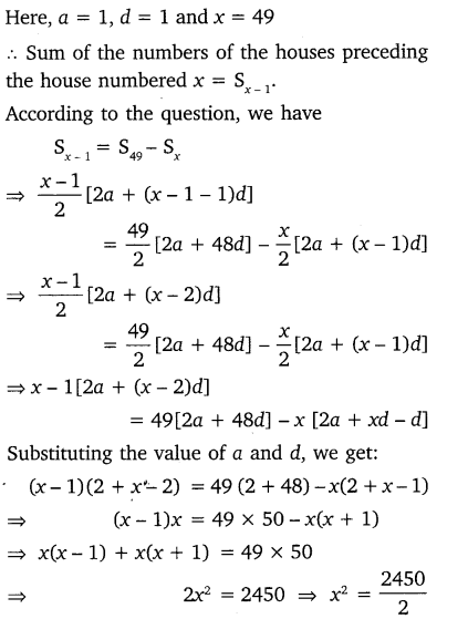 NCERT Solutions for Class 10 Maths Chapter 5 Arithmetic Progressions 89