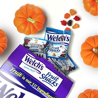 Halloween Fruit Snacks from Welch's