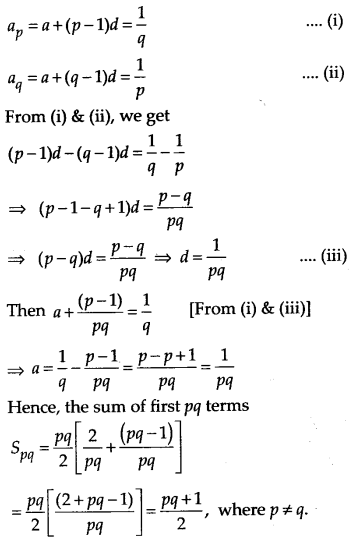 NCERT Solutions for Class 11 Maths Chapter 9 Sequences and Series 19