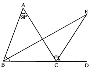 Solution Of Rd Sharma Class 9 Chapter 11 Coordinate Geometry