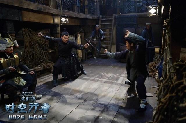 Iceman 2 Yu Kang