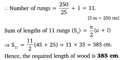 NCERT Solutions for Class 10 Maths Chapter 5 Arithmetic Progressions 88