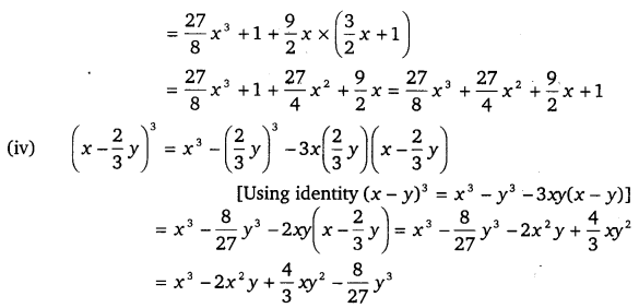NCERT Solutions for Class 9 Maths Chapter 2 Polynomials 14