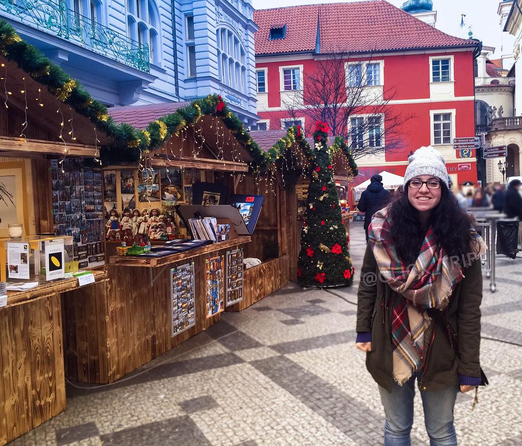 Casetas del Mercado de Havel