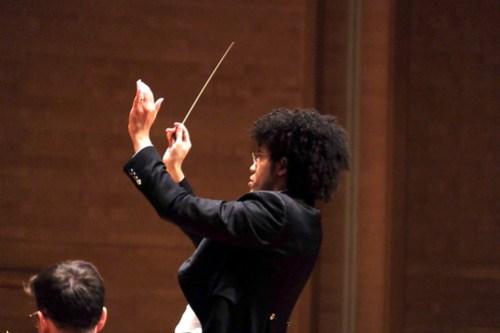 Rafael Payare och Norrköpings Symfoniorkester