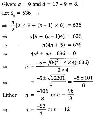 NCERT Solutions for Class 10 Maths Chapter 5 Arithmetic Progressions 60