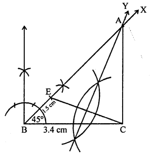 RD Sharma Solutions Class 9 Chapter 16 Circles