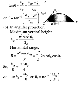 NCERT Solutions for Class 11 Physics Chapter 4 Motion of plane 37