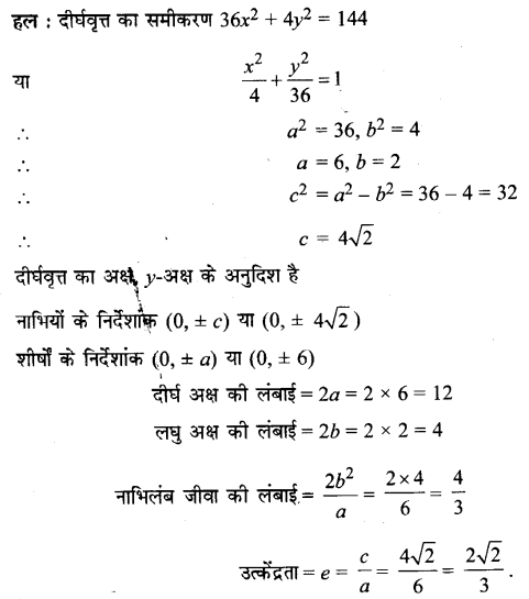 UP Board Solutions for Class 11 Maths Chapter 11 Conic Sections 11.3 7
