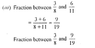Selina Concise Maths class 7 ICSE Solutions - Fractions (Including Problems)-B8....