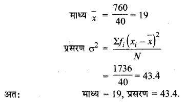 UP Board Solutions for Class 11 Maths Chapter 15 Statistics 15.2 4.2