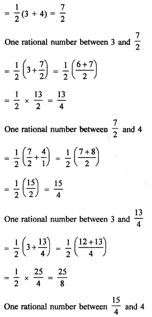 RD Sharma Class 9 Solutions Chapter 1 Number Systems - 3