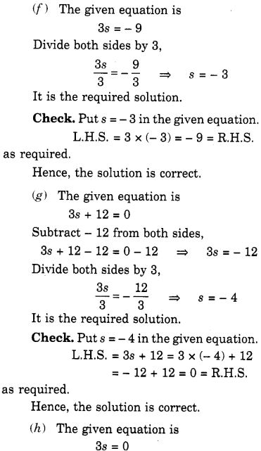 NCERT Solutions for Class 7 Maths Chapter 4 Simple Equations 19