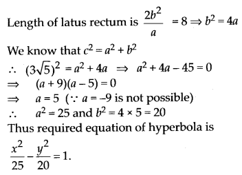 NCERT Solutions for Class 11 Maths Chapter 11 Conic Sections 49