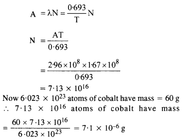 NCERT Solutions for Class 12 physics Chapter 13.11
